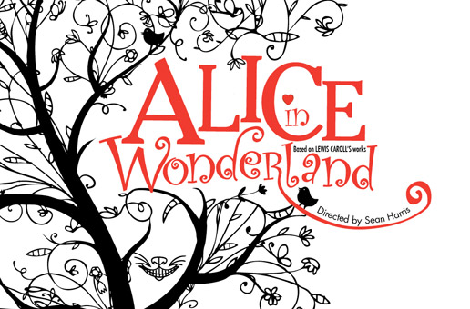 """ALICE IN WONDERLAND"""