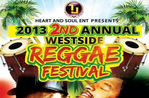 WESTSIDE REGGAE FESTIVAL FEATURING BERES HAMMOND AND MAXI PRIEST