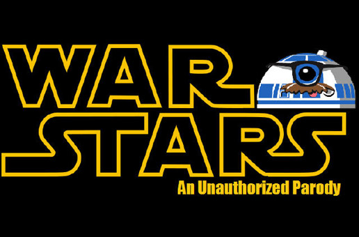 """WAR STARS: AN UNAUTHORIZED PARODY"""