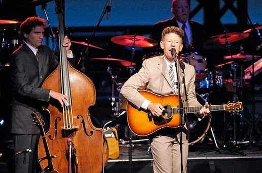 Lyle Lovett – 2008