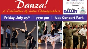 "Connecticut Ballet ""Danza! A Celebration of Latin Choreographers"""