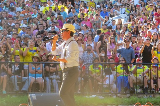 Save the Date! Ecuadorian Festival – Sunday, August 9