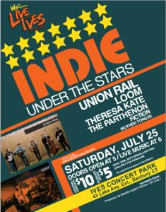 Indie Under the Stars