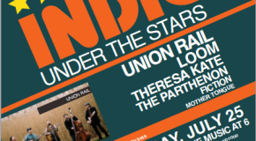 WXCI Presents Live at the Ives: Indie Under the Stars