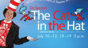 """'THE CAT IN THE HAT"""""""