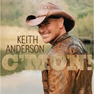 C'mon!_(Keith_Anderson)_album_cover
