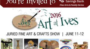 Ives Concert Park Juried Fine Art and Crafts Show
