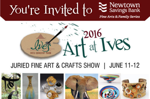 Ives Concert Park to host juried Fine Art and Crafts Show