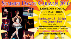 Connecticut Ballet's Summer Dance Caravan 2016