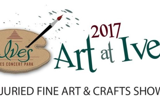 Art at Ives: Juried Fine Art & Crafts Show – Memorial Day Weekend – May 27, 28, & 29