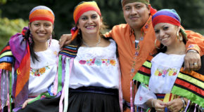 Ecuadorian Festival – Sunday, August 6