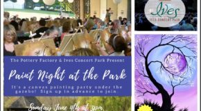 Paint Night at the Park