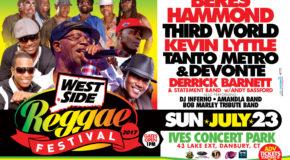 Westside Reggae Festival – Sunday, July 23