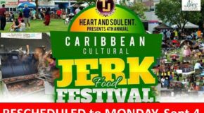 Caribbean Cultural Jerk Food Festival