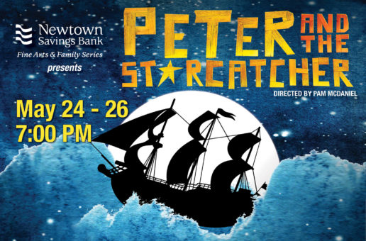 Peter & the Starcatcher – May 24-26 – Westconn Visual Performing Arts Center