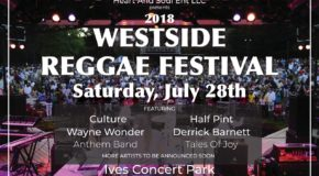 Westside Reggae Festival – Sat, July 28