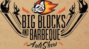 Big Blocks & BBQ Auto Show – Sunday, Aug 19