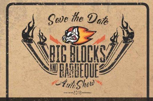 Big Blocks & BBQ Auto Show – Sunday, Aug 19