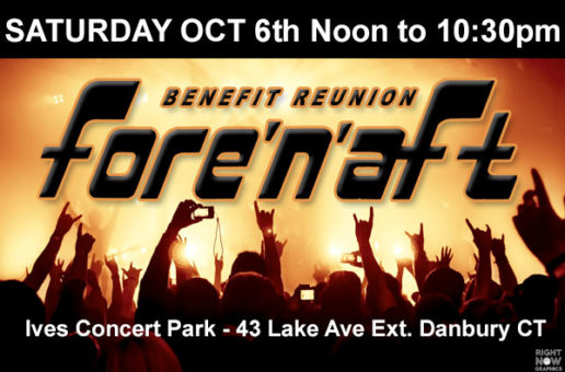 Fore 'n' Aft Benefit Reunion – Saturday, October 6