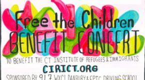 Free the Children Benefit Concert – Sat, Sept 29