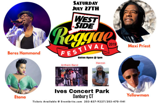 Westside Reggae Fest – Sat, July 27
