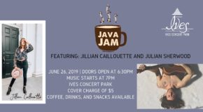 Java Jam – Wed. June 26