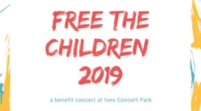 Free the Children Benefit Concert 2019 – Friday, August 9