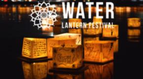 Water Lantern Festival – Sat, September 7