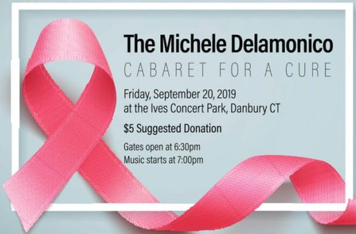 The Michele Delamonico Cabaret for a Cure – September 20