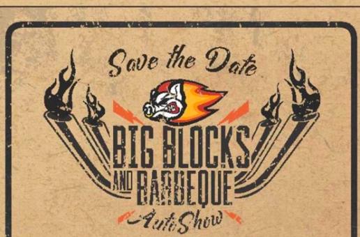 Big Blocks & BBQ Auto Show –  Sat, August 1